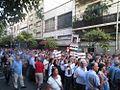 2015 enero Buenos Aires marcha reclamando Justicia para Nisman (1).JPG