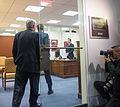 2016-03-22 Senator Amy Klobuchar meets with Merrick Garland 03 (cropped).jpg