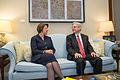 2016-03-22 Senator Amy Klobuchar meets with Merrick Garland 07.jpg