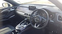 2016 Mazda CX-9 (TC MY16) Azami 2WD wagon (27216071274).jpg