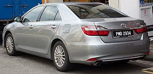 Toyota Camry (XV50) - Facelift (Asia)