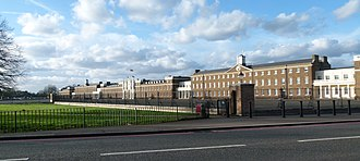 Woolwich Common - Royal Artillery Barracks and Barrack Field