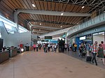 2017-08-20 Arrivals hall at Faro airport.JPG