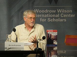 David S. Painter American historian