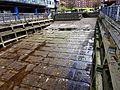 2017-Woolwich Dockyard, slip 5 at Mast Quay 02.jpg