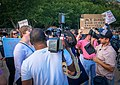 2017.07.26 Protest Trans Military Ban, White House, Washington DC USA 7618 (36022503902).jpg