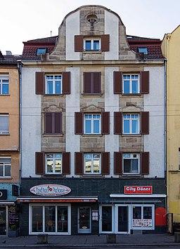 20170326 Stuttgart - Steinstraße 11