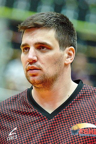 Endrit Hysenagolli - Image: 20170812 FIBA AUT ALB WM Vorqualifikation Endrit Hysenagolli DSC 8983