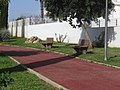 2018-03-10 Benches, Parque da Alfarrobeira, Albufeira (1).JPG