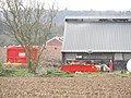 2018-04-04, Poultry farm, Biffa waste containers, Cromer, Norfolk (1).JPG