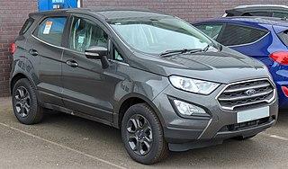 Ford EcoSport Subcompact crossover SUV