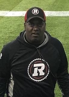 Leroy Blugh Professional Canadian football coach