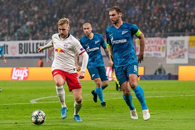 Rb Leipzig Gegen Zenit