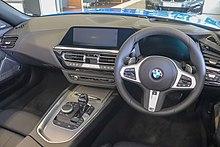 BMW Z4 (G29) - Wikipedia