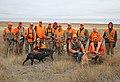 2020 Kansas Governor Ringneck Classic pheasant hunt, Colby, KS on 2020-11-20, 07.jpg