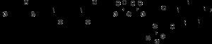 3-Hydroxyisobutyryl-CoA - Image: 3 Hydroxyisobutyryl Co A