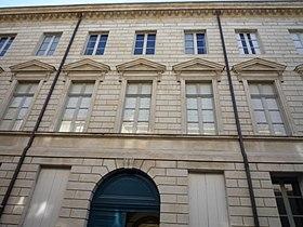 L'École supérieure des beaux-arts de Nîmes Достопримечательности Нима (Nîmes)