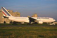 F-GZCM - A332 - Air France