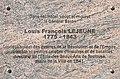 31 - Plaque commémorative à Louis-François Lejeune à l'Hotel de Bellegarde - rue de Bellegarde à Toulouse.jpg