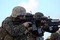 31st MEU Marines conduct marksmanship training aboard USS Peleliu 140905-M-CX588-022.jpg