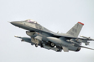 35th Operations Group - Lockheed F-16CJ Block 50P Fighting Falcon 92-3895 from the 13th Fighter Squadron