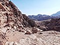 38 Petra Monastery Trail - The Trail Following the Monastery - panoramio.jpg
