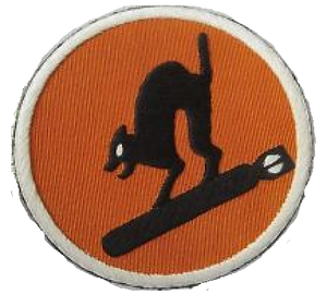 413th Flight Test Squadron - Image: 413th Bombardment Squadron Emblem