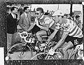 42ste ronde van Italie. Anquetil en Gaul, Bestanddeelnr 910-3812.jpg