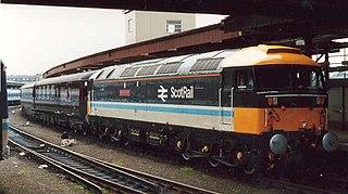 British Rail brand, 1983–1997
