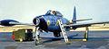 514th Fighter-Bomber Squadron - Republic F-84G-10-RE Thunderjet - 51-1112.jpg
