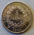 5 Francs, France, 1808 - Bode-Museum - DSC02622.JPG
