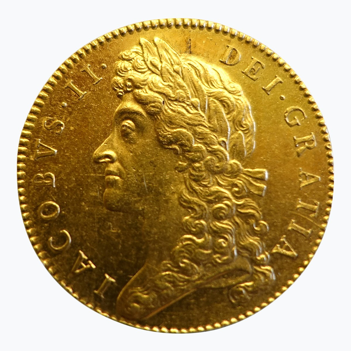 1807 2 pound coin price