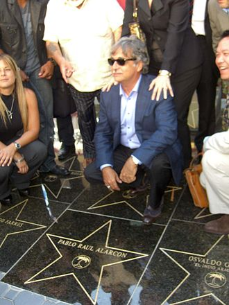 Spanish Broadcasting System - In 2011 Union City, New Jersey honored Pablo Raúl Alarcón with a star on the Walk of Fame at Celia Cruz Plaza.