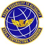 628 Contracting Sq emblem.png