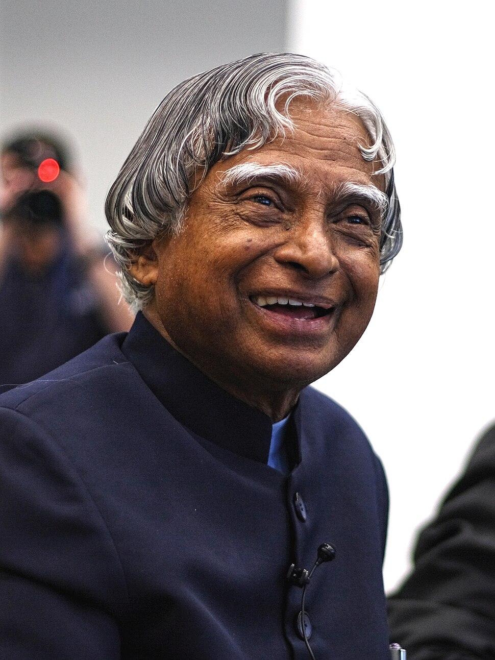 A. P. J. Abdul Kalam in 2008