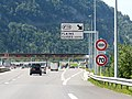 A40 Sortie 19 Flaine Cluses-centre.jpg