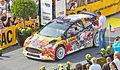 ADAC Rallye Deutschland 2013 - Fahrerpräsentation auf dem Roncalliplatz-4746.jpg
