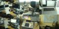AKAI MPC4000, Roland VM-3100, Waldorf microQ Omega - geek office posing.png