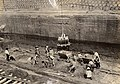 AMPLIACIÓN DEL NUEVO PUERTO DE BUENOS AIRES. 1912-1916 18. E. M. L. Buenos Aires. Harbour Works Extension, 1912 – 1916. Contractors C. H. Walker & Co. Engineers Livesey, Son & Henderson, Ltd. C. D. S. Narrow gauge railway.jpg