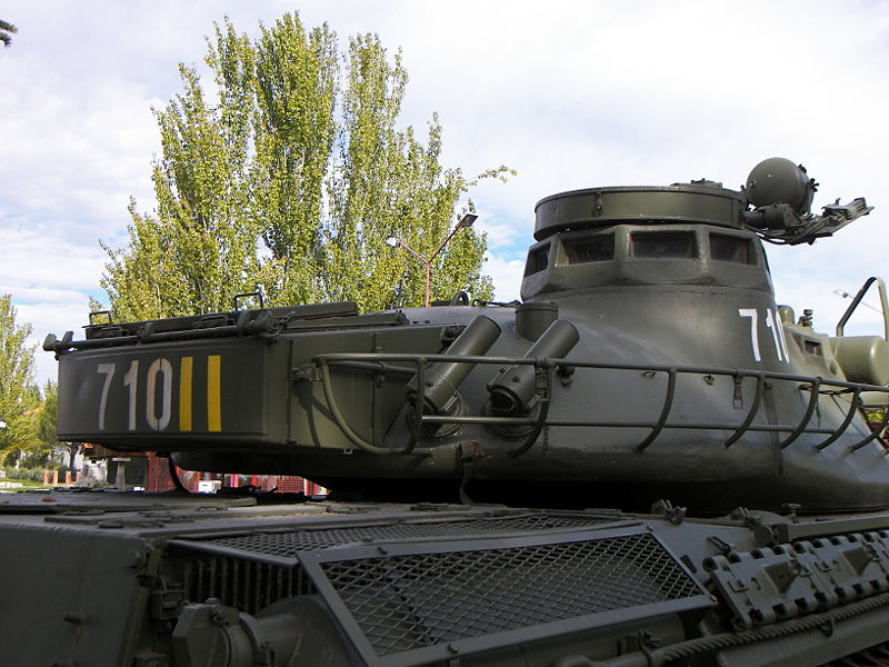 AMX-30 Bustle