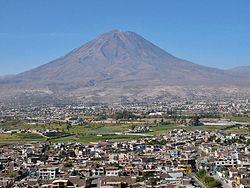 Arekipos ugnikalnis