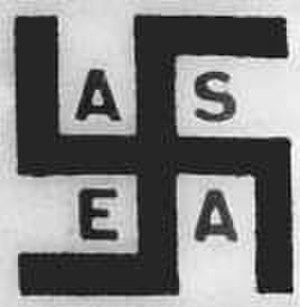ASEA - ASEA logo used from the late nineteenth century until 1933