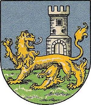 Hainburg an der Donau - Image: AUT Hainburg an der Donau COA