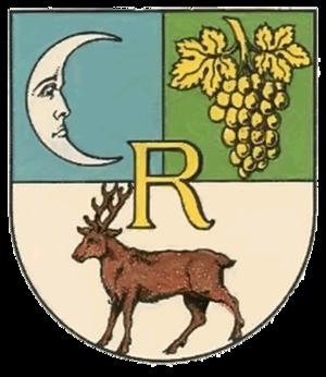 Rudolfsheim - Coat of arms