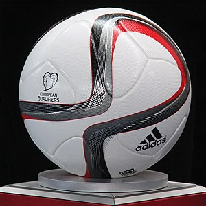 UEFA Euro 2016 qualifying - Official matchball of the UEFA Euro qualifiers