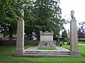 A Cowdray family grave at Echt - geograph.org.uk - 514974.jpg