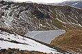 A frozen Bowscale Tarn - geograph.org.uk - 1749220.jpg