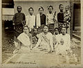 A group of young women, Burma in the 1880s.JPG