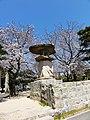 A stone lantern in Hiroshima - panoramio.jpg