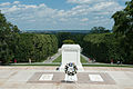 A wreath sits in front of the Tomb of the Unknowns at Arlington National Cemetery in Arlington, Va., June 14, 2013, in commemoration of the U.S. Army's 238th birthday 130614-A-AO884-124.jpg
